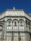 Florence - Baptistery Royalty Free Stock Images