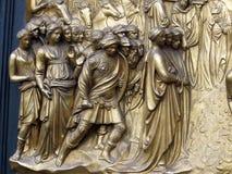 Florence - Baptistery Stock Image