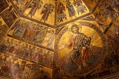 Florence Baptistery Imagens de Stock