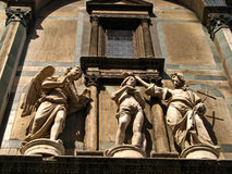 Florence Baptistery  Stock Images