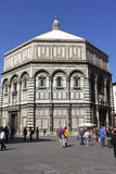 Florence Baptistery, Italië Royalty-vrije Stock Afbeeldingen