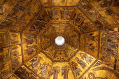 Florence Baptistery Royalty Free Stock Photo