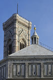 Florence Baptistry (Battistero di San Giovanni). Royalty Free Stock Photos