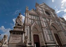 Florence - Basilica di Santa Maria del Fiore Stock Images