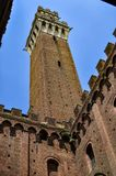 Florence bell tower stock photo