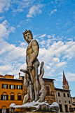 Florence, Biancone By Ammannati Royalty Free Stock Photography