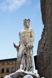 Florence, Biancone door Ammannati Stock Afbeeldingen