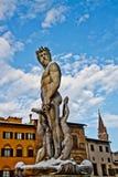 Florence, Biancone door Ammannati Royalty-vrije Stock Fotografie