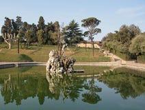 Florence, Boboli Gardens Stock Photos