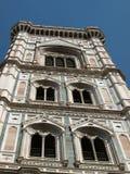 Florence - Campanila Stock Images