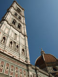 Florence - Campanila Royalty Free Stock Images