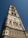 Florence - Campanila Stock Photo