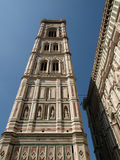 Florence - Campanila Stock Photography