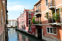 Florence canal Royalty Free Stock Photography