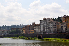 Florence Canal, Italy Stock Photography