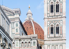 Florence Cathedra and  Campanilel, Florence Royalty Free Stock Images