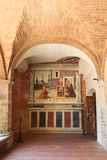 Florence cathedra in italy Royalty Free Stock Image