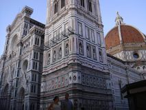 The Florence Cathedral – The Duomo Santa Maria del Fiore Royalty Free Stock Image