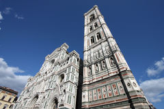 Florence cathedral Stock Photos