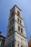 Florence Cathedral. Tower of Florence Cathedral - The Basilica di Santa Maria del Fiore, Italy Stock Photos