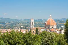 Florence Cathedral imagen de archivo
