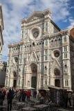Florence Cathedral Basilica di Santa Maria del Fiore Piazza Duomo Stock Photography