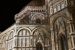 Florence Cathedral detail Stock Photography