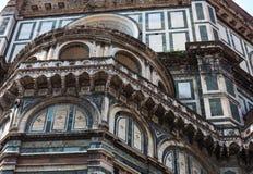 Florence Cathedral-details, Toscanië, Italië royalty-vrije stock afbeelding