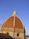 Florence - cathedral dome stock photo