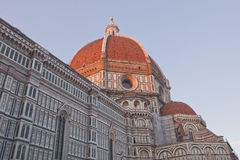 Florence cathedral dome Royalty Free Stock Image