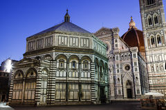 Florence Cathedral (Duomo) Stock Images