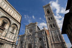 Florence Cathedral Duomo. Cathedral of Saint Mary of the Flower, Florence Stock Image