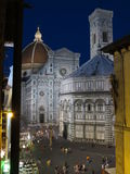 Florence cathedral Stock Images