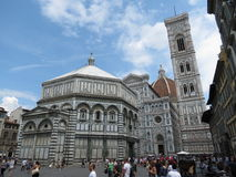 Florence cathedral Royalty Free Stock Photography