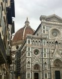 Florence Cathedral. stock image