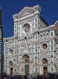 Florence Cathedral - Florence - Italië royalty-vrije stock afbeelding