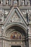 Florence Cathedral - Florencia - Italia imagen de archivo libre de regalías