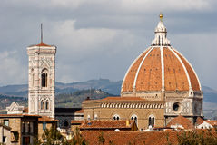 Florence, Cathedral, Italy Royalty Free Stock Photo