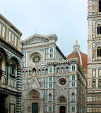 Florence Cathedral In Opera Di Santa Maria Del Fiore. Florence, Italy Stock Images