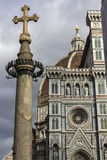 Florence Cathedral in Italy Royalty Free Stock Photos