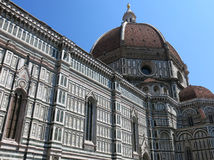 Florence Cathedral, Italy stock image