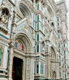 Florence Cathedral in Opera di Santa Maria del Fiore. Florence, Italy Stock Photo
