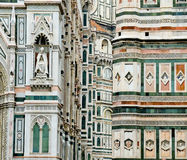 Florence Cathedral in Opera di Santa Maria del Fiore. Florence, Italy Royalty Free Stock Photography
