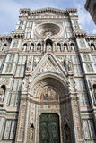 Florence - cathedral Santa Maria del Fiore Royalty Free Stock Image