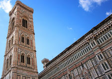Florence Cathedral. Florence and Cathedral of Santa Maria del Fiore Stock Image