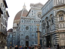 Florence Cathedral Stock Photography