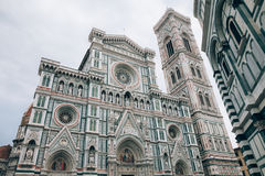 Florence Cathedral Santa Maria del Fiore Royalty Free Stock Photography