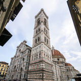 Florence cathedral Santa Maria del Fiore Royalty Free Stock Photos