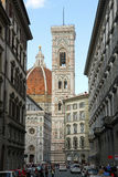 Florence cathedral Royalty Free Stock Photo