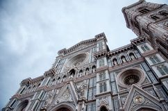 Florence Cathedral. Shoot in Italy at Fluorence and Florence Cathedral Stock Image